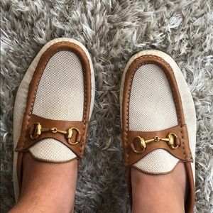 Men's Gucci Horse-bit Loafers